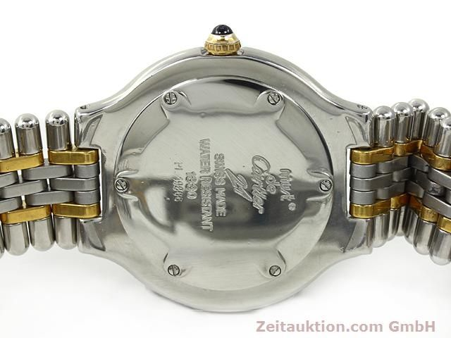 Used luxury watch Cartier Ligne 21 gilt steel quartz Kal. 90.06  | 140002 09