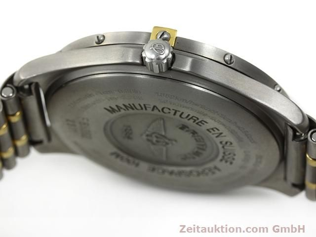 Used luxury watch Breitling Aerospace titanium / gold quartz Kal. ETA E10391 Ref. F65062  | 140007 10