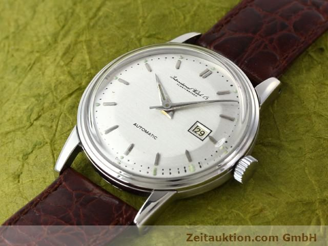 Used luxury watch IWC * steel automatic Kal. 8521  | 140008 01
