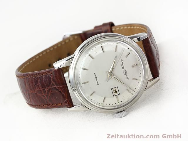 Used luxury watch IWC * steel automatic Kal. 8521  | 140008 03