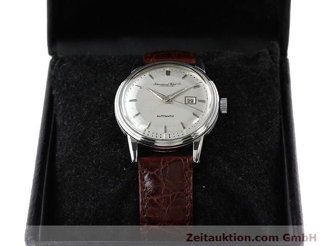 Used luxury watch IWC * steel automatic Kal. 8521  | 140008 07