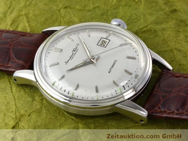 Used luxury watch IWC * steel automatic Kal. 8521  | 140008 11