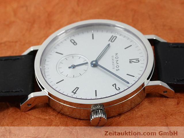Used luxury watch Nomos Tangente steel manual winding Kal. Alpha 89868  | 140010 05