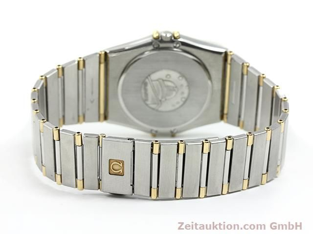 Used luxury watch Omega Constellation steel / gold quartz Kal. 1430 ETA 255411  | 140014 11