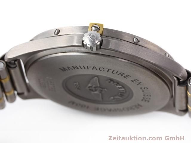 Used luxury watch Breitling Aerospace titanium / gold quartz Kal. ETA 988333 Ref. F56062  | 140016 10