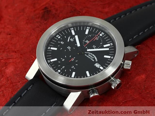 Used luxury watch Mühle Sport steel automatic Kal. ETA 7750 Ref. M12123  | 140022 01