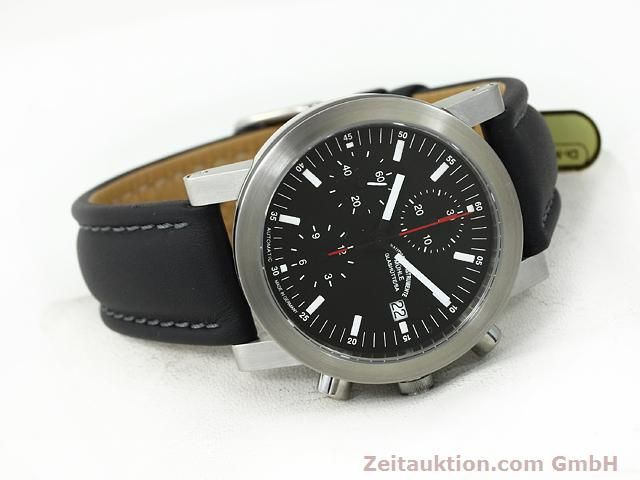 Used luxury watch Mühle Sport steel automatic Kal. ETA 7750 Ref. M12123  | 140022 03