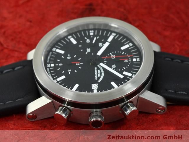 Used luxury watch Mühle Sport steel automatic Kal. ETA 7750 Ref. M12123  | 140022 05