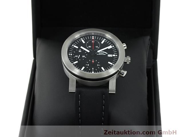 Used luxury watch Mühle Sport steel automatic Kal. ETA 7750 Ref. M12123  | 140022 07