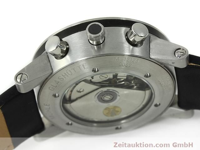 Used luxury watch Mühle Sport steel automatic Kal. ETA 7750 Ref. M12123  | 140022 08