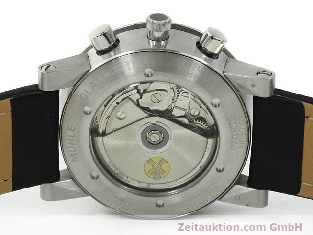 Used luxury watch Mühle Sport steel automatic Kal. ETA 7750 Ref. M12123  | 140022 09