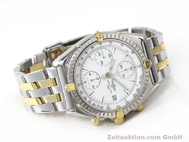 Used luxury watch Breitling Chronomat gilt steel automatic Kal. ETA 7750 Ref. B13048  | 140024 03