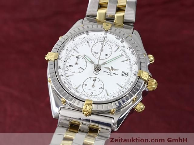 Used luxury watch Breitling Chronomat gilt steel automatic Kal. ETA 7750 Ref. B13048  | 140024 04