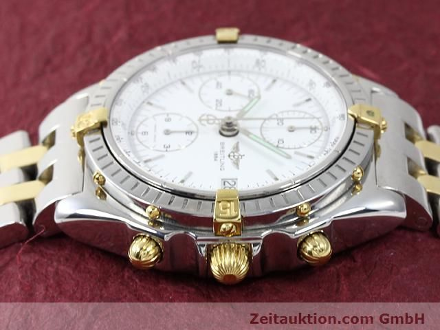 Used luxury watch Breitling Chronomat gilt steel automatic Kal. ETA 7750 Ref. B13048  | 140024 05