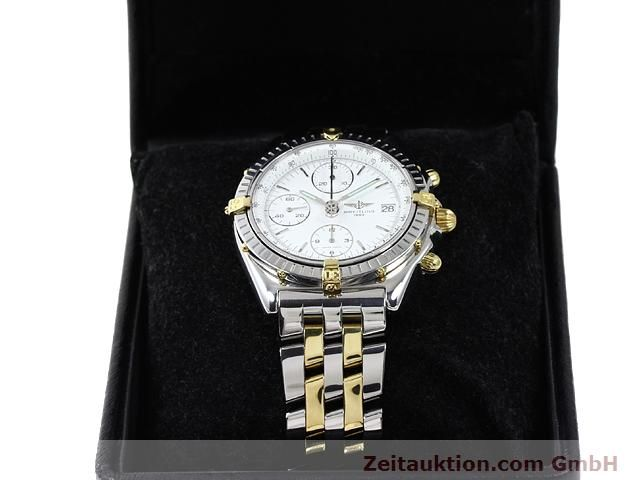 Used luxury watch Breitling Chronomat gilt steel automatic Kal. ETA 7750 Ref. B13048  | 140024 07
