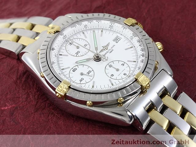 Used luxury watch Breitling Chronomat gilt steel automatic Kal. ETA 7750 Ref. B13048  | 140024 13