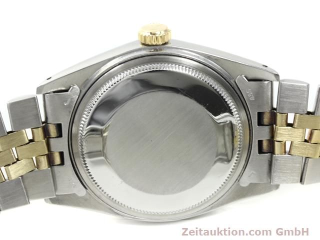 Used luxury watch Rolex Datejust steel / gold automatic Kal. 3035 Ref. 16013  | 140025 12