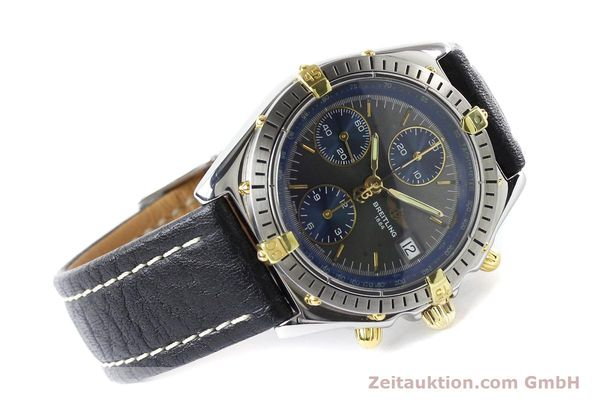 Used luxury watch Breitling Windrider gilt steel automatic Kal. VAL 7750 Ref. B130501  | 140027 03