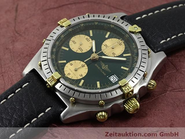 Used luxury watch Breitling Windrider gilt steel automatic Kal. VAL 7750 Ref. 81950  | 140028 01