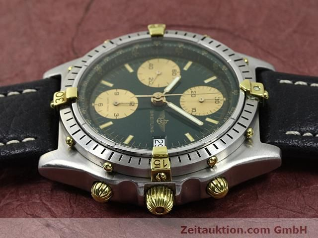 Used luxury watch Breitling Windrider gilt steel automatic Kal. VAL 7750 Ref. 81950  | 140028 05