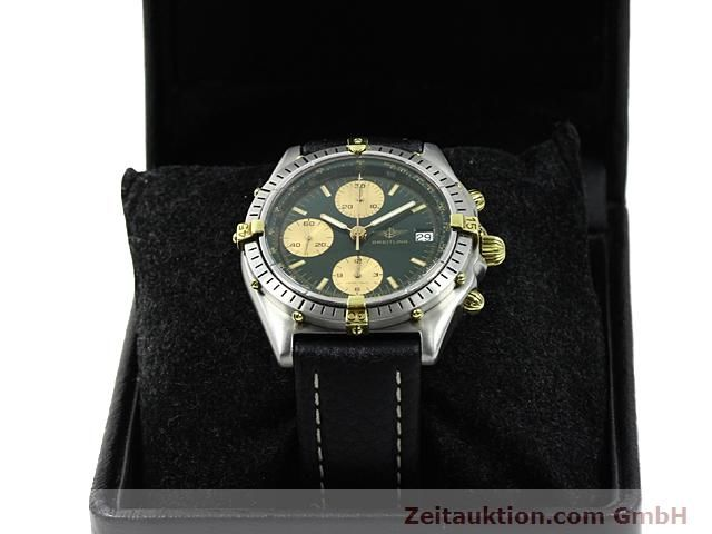 Used luxury watch Breitling Windrider gilt steel automatic Kal. VAL 7750 Ref. 81950  | 140028 07