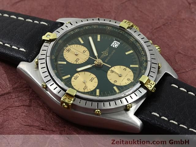 Used luxury watch Breitling Windrider gilt steel automatic Kal. VAL 7750 Ref. 81950  | 140028 11