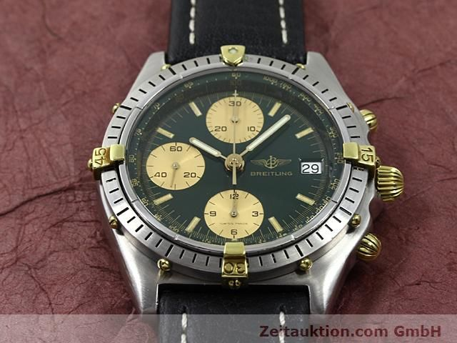 Used luxury watch Breitling Windrider gilt steel automatic Kal. VAL 7750 Ref. 81950  | 140028 12