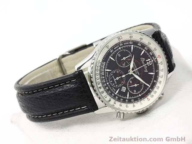 Used luxury watch Breitling Montbrillant steel automatic Kal. ETA 2892A2 Ref. A41330  | 140032 03