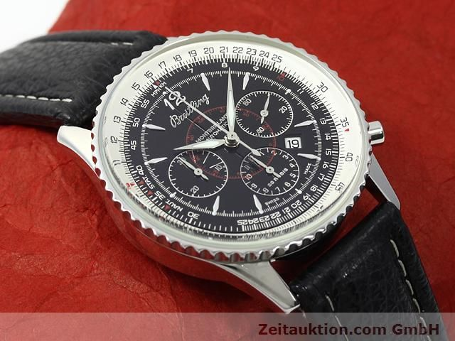 Used luxury watch Breitling Montbrillant steel automatic Kal. ETA 2892A2 Ref. A41330  | 140032 13