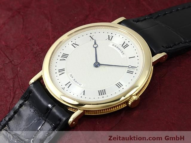 Used luxury watch Breguet * 18 ct gold automatic Ref. 3820  | 140039 01