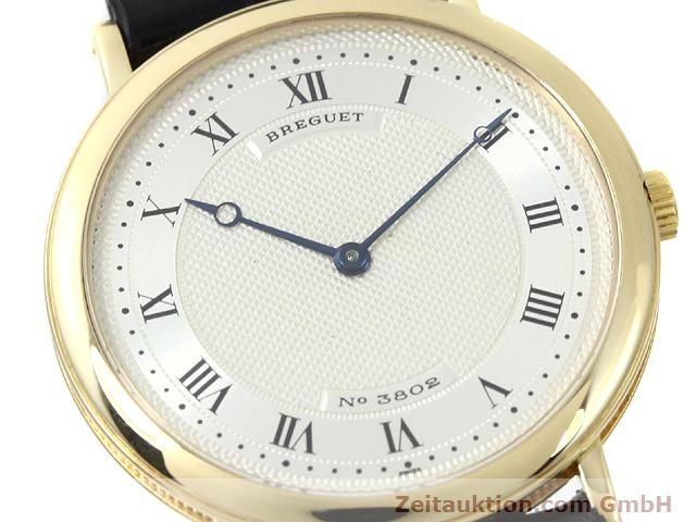 Used luxury watch Breguet * 18 ct gold automatic Ref. 3820  | 140039 02