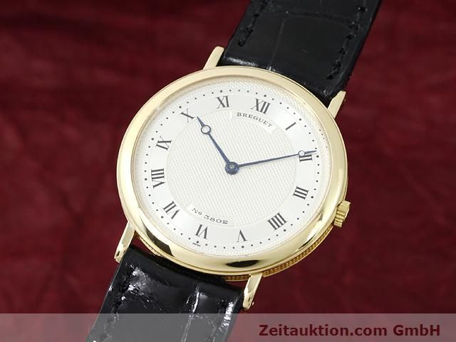 Used luxury watch Breguet * 18 ct gold automatic Ref. 3820  | 140039 04