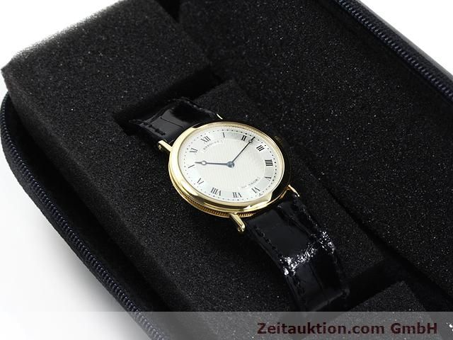Used luxury watch Breguet * 18 ct gold automatic Ref. 3820  | 140039 07