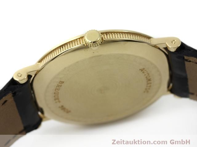 Used luxury watch Breguet * 18 ct gold automatic Ref. 3820  | 140039 11