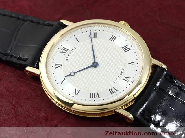 Used luxury watch Breguet * 18 ct gold automatic Ref. 3820  | 140039 12