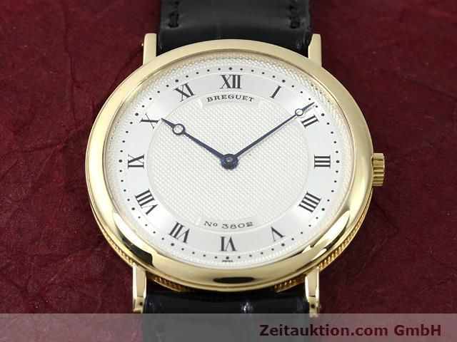 Used luxury watch Breguet * 18 ct gold automatic Ref. 3820  | 140039 13