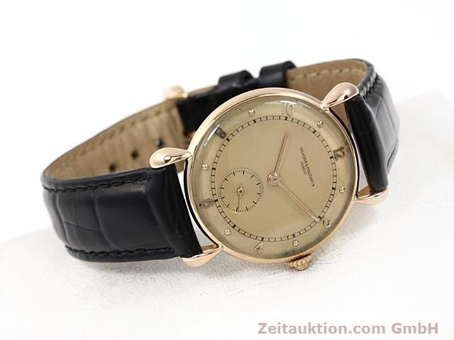 Used luxury watch Vacheron & Constantin * 18 ct red gold manual winding Kal. 203  | 140041 03