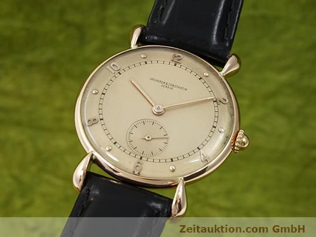 Used luxury watch Vacheron & Constantin * 18 ct red gold manual winding Kal. 203  | 140041 04