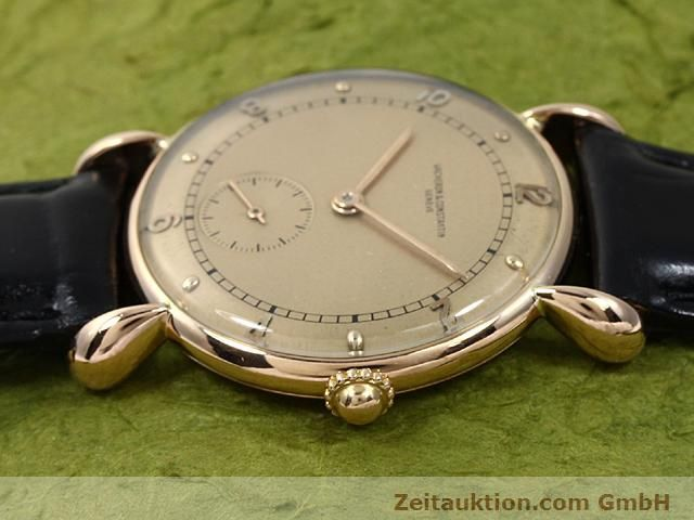 Used luxury watch Vacheron & Constantin * 18 ct red gold manual winding Kal. 203  | 140041 05