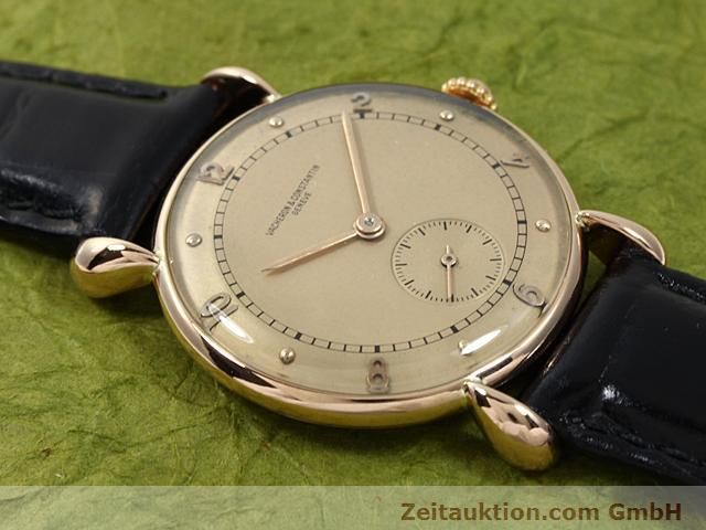 Used luxury watch Vacheron & Constantin * 18 ct red gold manual winding Kal. 203  | 140041 14