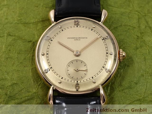 Used luxury watch Vacheron & Constantin * 18 ct red gold manual winding Kal. 203  | 140041 15