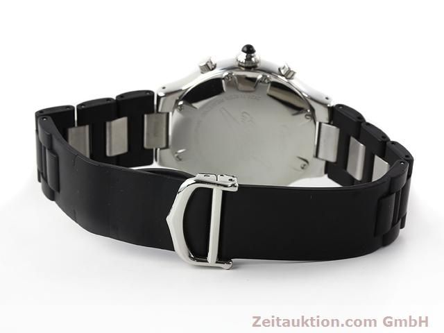 Used luxury watch Cartier Chronoscaph 21 steel quartz Kal. 272 (ETA 251272) Ref. 2424  | 140042 10