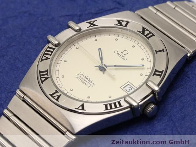Used luxury watch Omega Constellation steel automatic Kal. 1111  | 140043 01