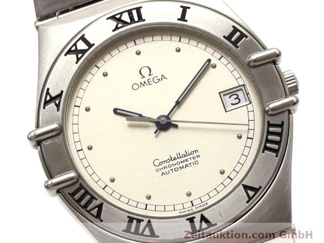 Used luxury watch Omega Constellation steel automatic Kal. 1111  | 140043 02