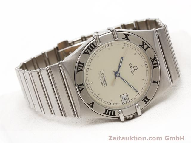 Used luxury watch Omega Constellation steel automatic Kal. 1111  | 140043 03