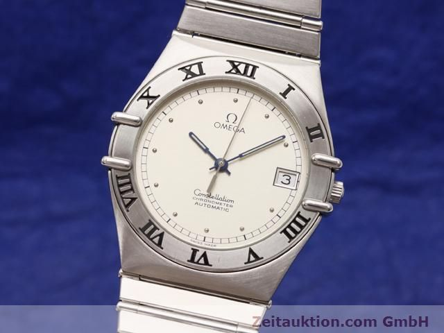 Used luxury watch Omega Constellation steel automatic Kal. 1111  | 140043 04