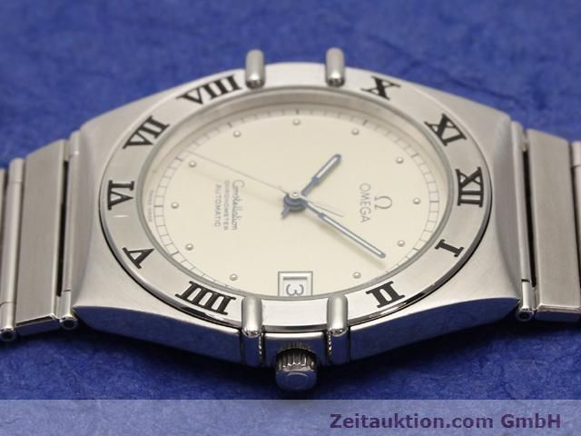Used luxury watch Omega Constellation steel automatic Kal. 1111  | 140043 05