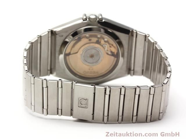 Used luxury watch Omega Constellation steel automatic Kal. 1111  | 140043 12