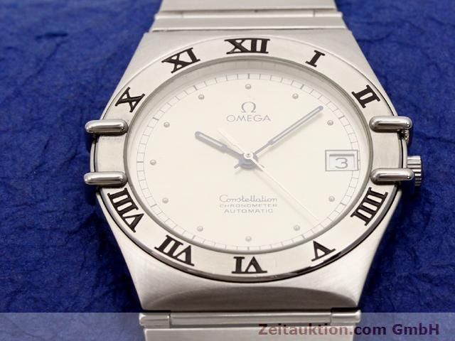 Used luxury watch Omega Constellation steel automatic Kal. 1111  | 140043 14