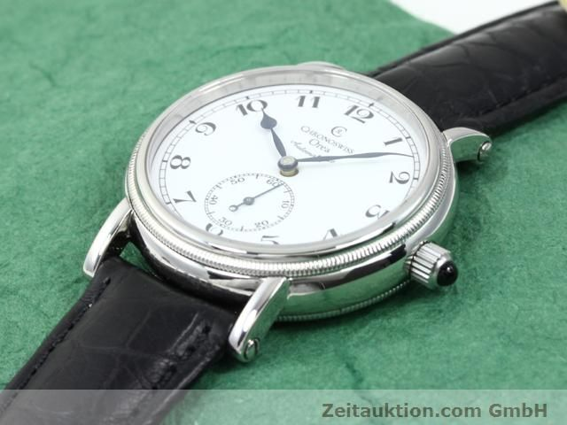 Used luxury watch Chronoswiss Orea steel automatic Kal. 121 Ref. CH1263  | 140044 01